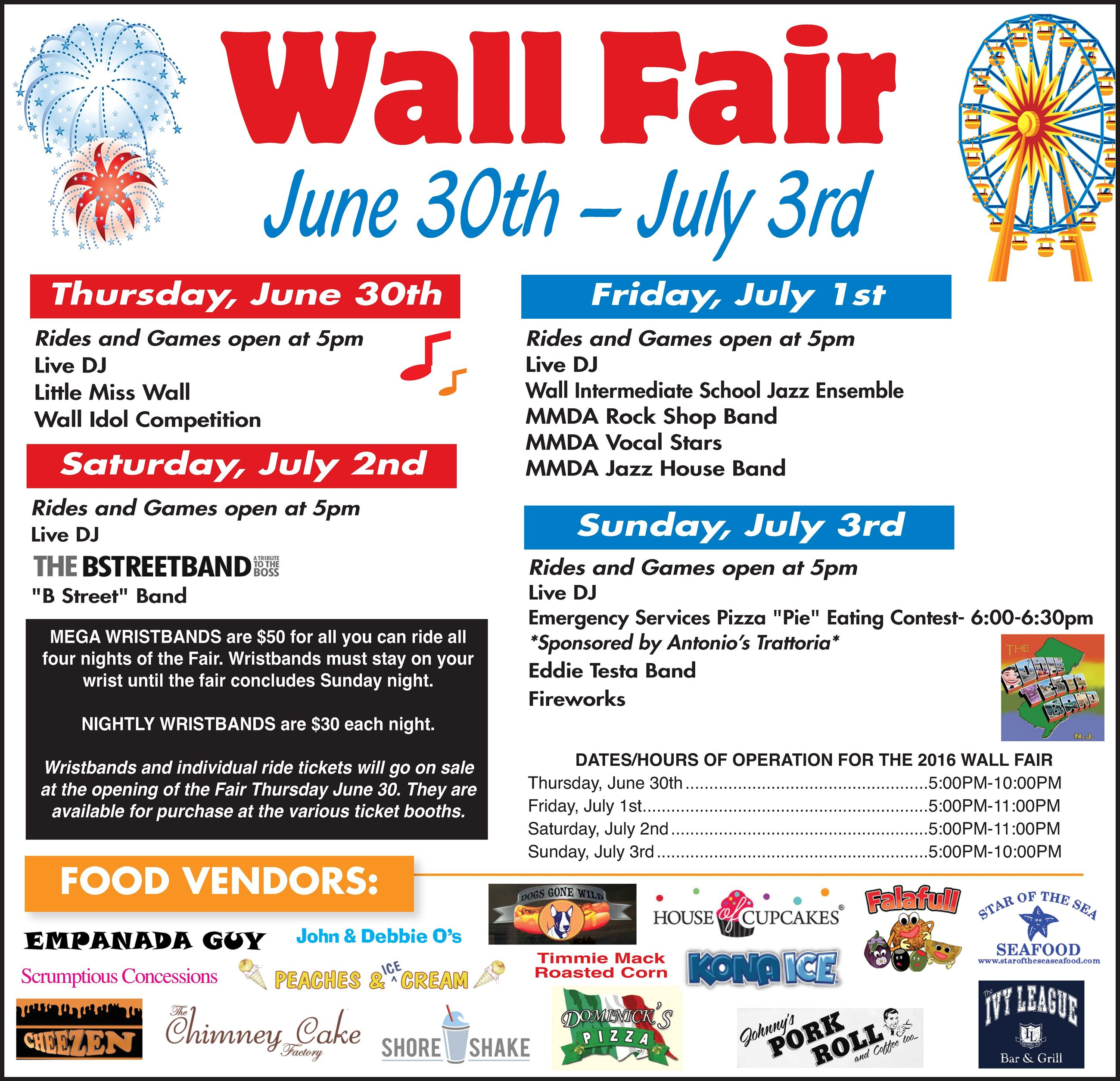 Wall Fair Display Ad