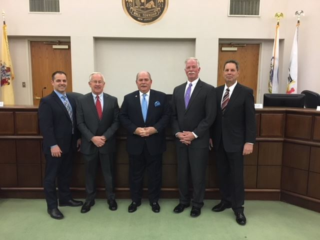 2018 Township Committee
