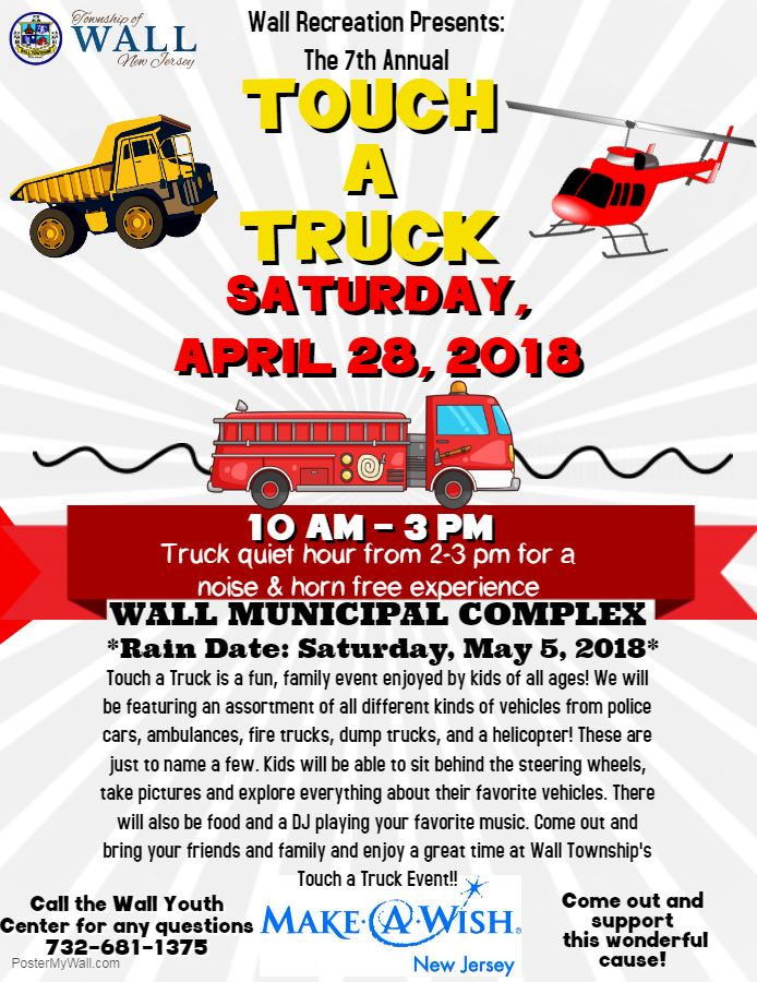 Touch a Truck 2018