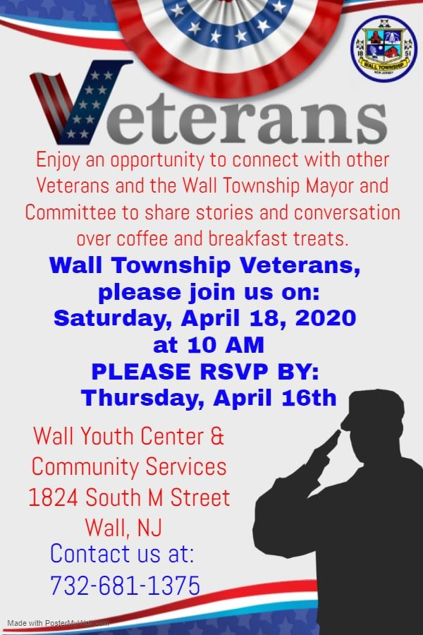 Veterans Coffee 4.18.20