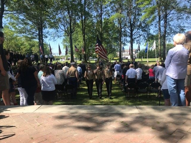 Wall Township Memorial Day Ceremony 2019